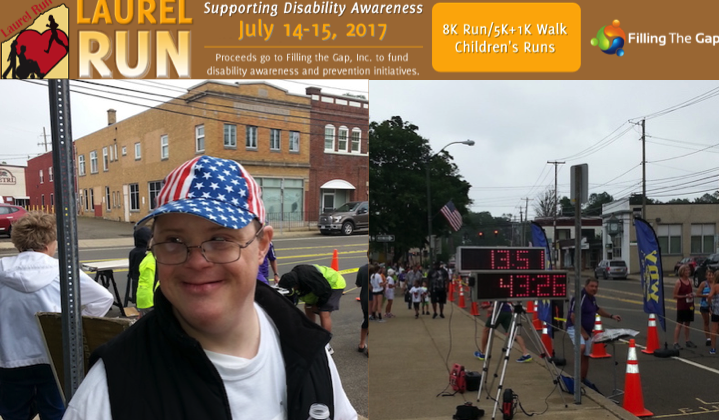 JMA Supports Annual Laurel Run