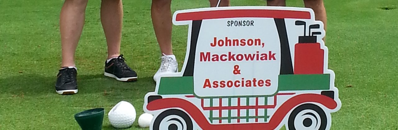 JMA Supports The Resource Center Golf Classic