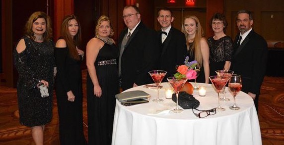 JMA Attends Seneca Diabetes Foundation Chairman's Ball